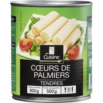 Coeurs de palmiers 500 g - Epicerie Salée - Promocash Pamiers