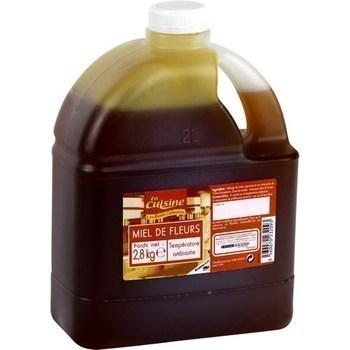 Miel de fleurs 2,8 kg - Epicerie Sucrée - Promocash Antony