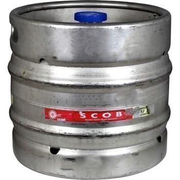 Bière blonde d'Alsace Export 30 l - Brasserie - Promocash Thonon