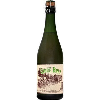 Cidre brut - Brasserie - Promocash Thonon