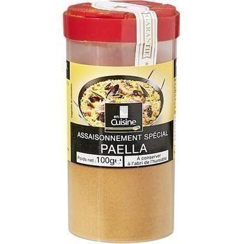 Assaisonnement spécial paella 100 g - Epicerie Salée - Promocash Montluçon