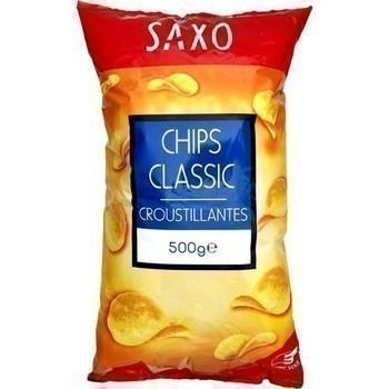 Chips Classic croustillantes 500 g - Epicerie Sucrée - Promocash Clermont Ferrand