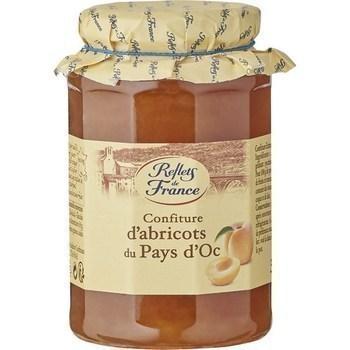 Confiture d'abricots du Pays d'Oc 325 g - Epicerie Sucrée - Promocash Albi