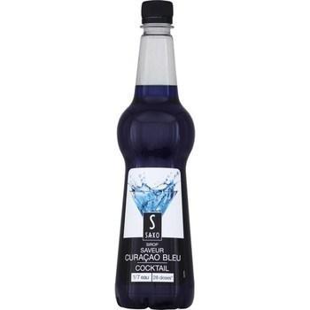 Sirop saveur curaçao bleu Cocktail 70 cl - Brasserie - Promocash Promocash Reims