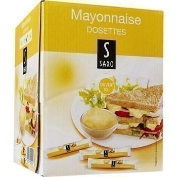 Mayonnaise 100x10 g - Epicerie Salée - Promocash Dax