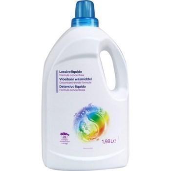 Lessive liquide 1,98 l - Hygiène droguerie parfumerie - Promocash Bourgoin