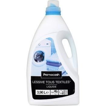 Lessive liquide tous textiles 3,96 l - Hygiène droguerie parfumerie - Promocash Thonon