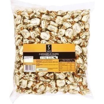 Caramel durs à la crème fraîche 1 kg - Epicerie Sucrée - Promocash Antony