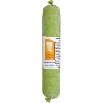 Assaisonnement au beurre ail et persil 250 g - Surgelés - Promocash Mulhouse