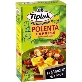 Polenta express 2x500 g - Epicerie Salée - Promocash Albi