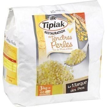 Tendres Perles trio de maïs et blés 3 kg - Epicerie Salée - Promocash Chatellerault