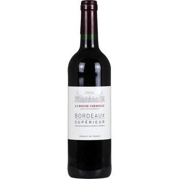 Bordeaux supérieur La Roche Cherielle 12,5° 75 cl - Vins - champagnes - Promocash Morlaix