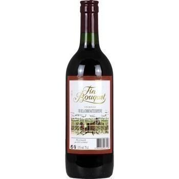 Vin de table Fin Bouquet 11° 75 cl - Vins - champagnes - Promocash Bourgoin