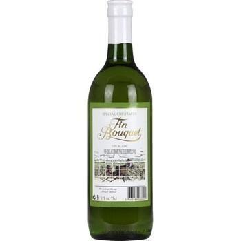 Vin de table spécial crustacés Fin Bouquet 11° 75 cl - Vins - champagnes - Promocash Annemasse