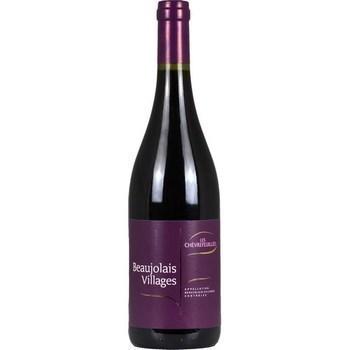 Beaujolais Villages Les Chèvrefeuilles 12,5° 75 cl - Vins - champagnes - Promocash Millau