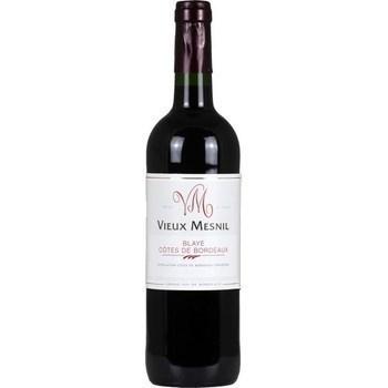 Blaye Côtes de Bordeaux Vieux Mesnil 13° 75 cl - Vins - champagnes - Promocash Vichy
