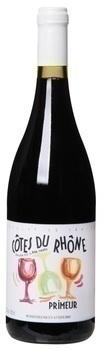 A.O.P. Côtes du Rhône Primeur 2020 - Vins - champagnes - Promocash Nevers
