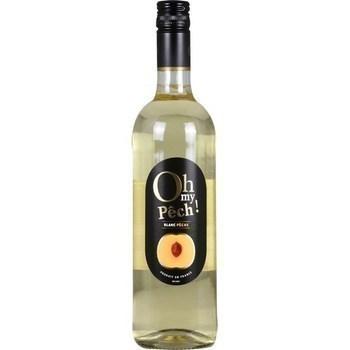 Blanc pêche 75 cl - Vins - champagnes - Promocash Albi