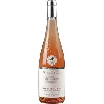 Cabernet d'Anjou Domaine des Charmes 11° 75 cl - Vins - champagnes - Promocash Douai