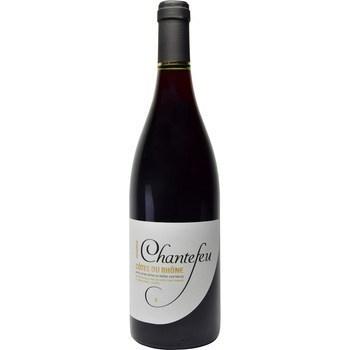 A.O.P Côtes du Rhône Réserve Chantefeu 2019 - Vins - champagnes - Promocash Montluçon