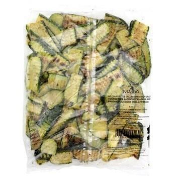 Courgettes grillées 1 kg - Surgelés - Promocash Promocash Reims