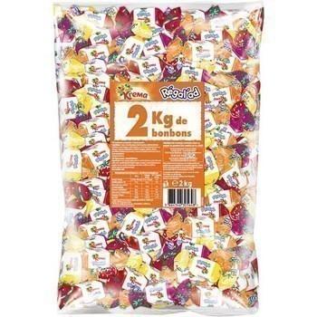 Bonbons Régal'ad 2 kg - Epicerie Sucrée - Promocash Dax