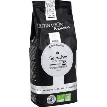 Café moulu Selection 100% arabica bio 1 kg - Epicerie Sucrée - Promocash Albi