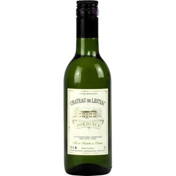 Bordeaux Château de Lestiac 12,5° 25 cl - Vins - champagnes - Promocash Albi