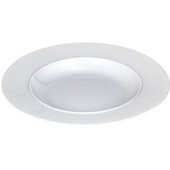 Assiette creuse Galaxy 24 cm porcelaine blanche - Bazar - Promocash Albi