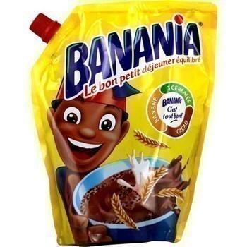 Petit déjeuner instantané banane cacao/3 céréales 400 g - Epicerie Sucrée - Promocash Antony