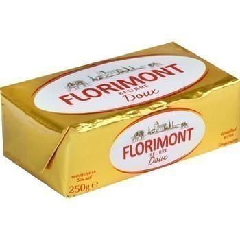 Beurre doux 250 g - Crèmerie - Promocash Avignon