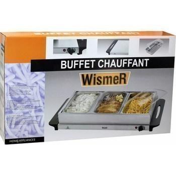 Buffet chauffant 3 bacs - Bazar - Promocash Dieppe