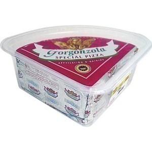 Gorgonzola spécial pizza 1/8 48% M.G. - Crèmerie - Promocash Saint Malo