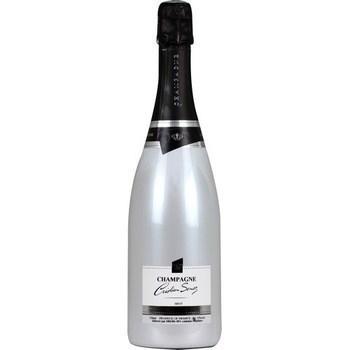 Champagne brut Cristian Senez 12° 75 cl - Vins - champagnes - Promocash Montluçon