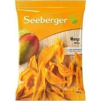 Mangue séchée sans sucres ajoutés 100 g - Fruits et légumes - Promocash Thonon