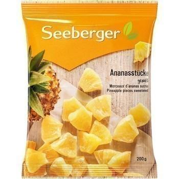 Morceaux d'ananas sucrés 200 g - Fruits et légumes - Promocash Millau