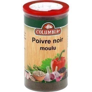 Poivre noir moulu 100 g - Epicerie Salée - Promocash Millau
