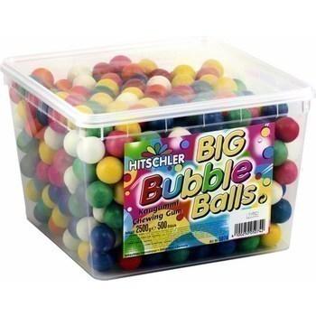 Billes Bubble Gum 2500 g - Epicerie Sucrée - Promocash Evreux