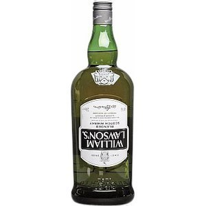 Scotch Whisky WILLIAM LAWSON'S 40% - le magnum de 2 litres - Alcools - Promocash Anglet
