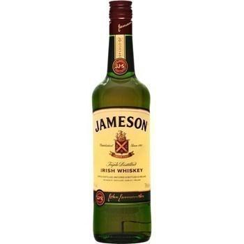 Irish whisky 40% 70 cl - Alcools - Promocash Anglet