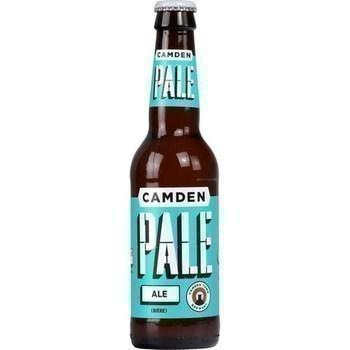 Bière Camden Pale Ale 33 cl - Brasserie - Promocash Anglet