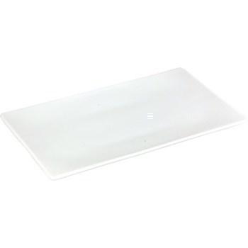 Assiette rectangulaire Azia 23x14 cm - Bazar - Promocash Périgueux