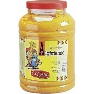 Sauce algérienne - le pot de 2,850 kg - Epicerie Salée - Promocash Chambéry