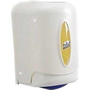 Distributeur Mini Lotus Absorbant Blanc E02236 - la pièce - Hygiène droguerie parfumerie - Promocash Castres