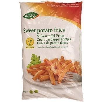 Frites de patates douces 2 kg - Surgelés - Promocash Albi