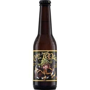 Bière La Cuvée des Trolls 25 cl - Brasserie - Promocash Orleans