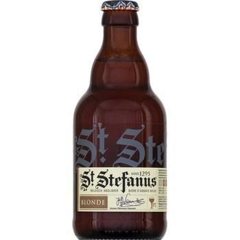 Bière d'abbaye belge blonde 33 cl - Brasserie - Promocash Le Mans