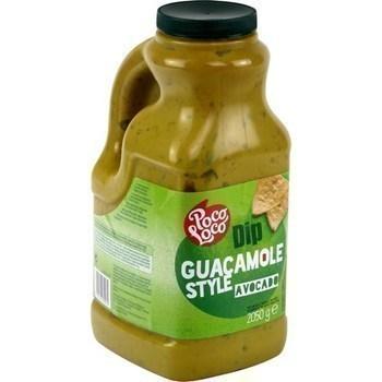 Sauce guacamole 2050 g - Epicerie Salée - Promocash Gap
