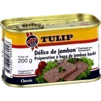 Délice de jambon 200 g - Epicerie Salée - Promocash Brive