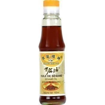 Huile de sésame pure 150 ml - Epicerie Salée - Promocash LA FARLEDE